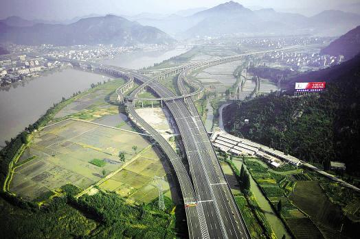 桥梁压浆料经典案例:温州绕城高速