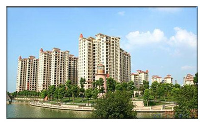水泥基渗透结晶型防水涂料经典案例:合肥新加坡花园城