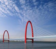 桥梁压浆料经典案例:杭州之江大桥项目