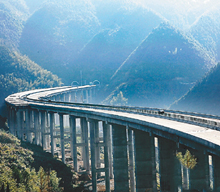 桥梁压浆料经典案例:京台高速公路项目