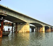 桥梁压浆料经典案例:钱江通道项目