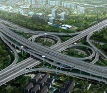 桥梁压浆料经典案例:昆山中环快速路项目