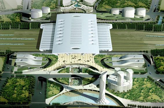 水泥基渗透结晶型防水涂料经典案例:杭州新火车东站项目