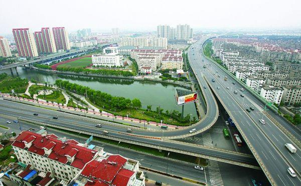 桥梁压浆料经典案例:苏州市东环高架南延工程