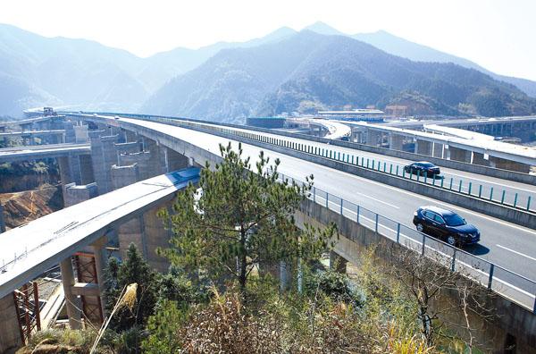 桥梁压浆料经典案例:杭新景高速公路第18标