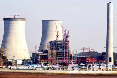 高强无收缩灌浆料经典案例:台州发电厂