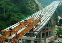 桥梁新标准孔道压浆料经典案例:义乌至武义公路Ⅰ标