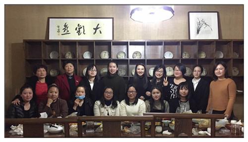 桥梁压浆料厂家浙江盾基组织公司女神们聚会共度妇女节