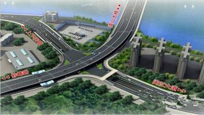 浙江盾基公路压浆料应用案例:福州洪山桥至洪塘大桥拓宽改建工程