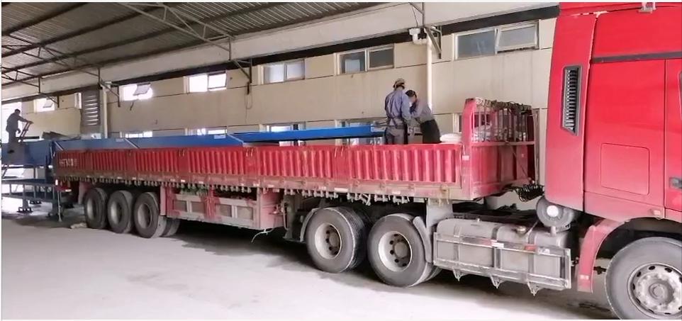 桥梁建材厂家盾基全新全自动数字化生产基地正式发货