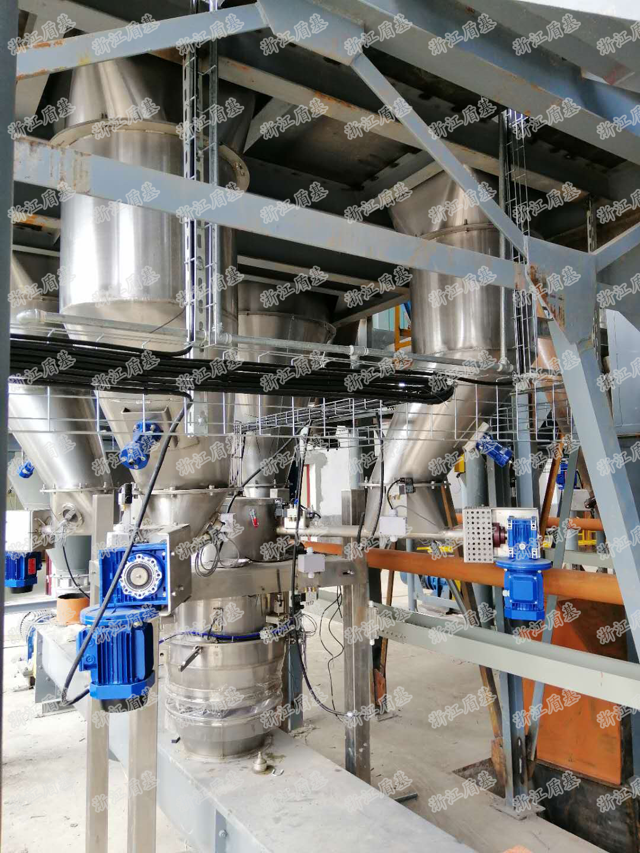 高强灌浆料生产又添助力